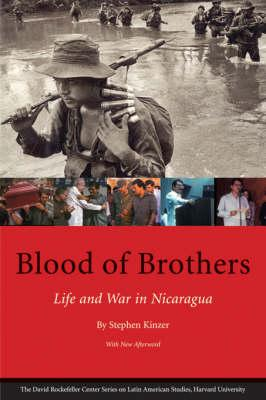 Blood of Brothers By Kinzer, Stephen/ Grindle, Merilee S. (FRW)