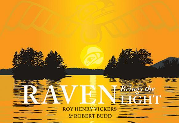 Raven Brings the Light By Vickers, Roy Henry/ Budd, Robert